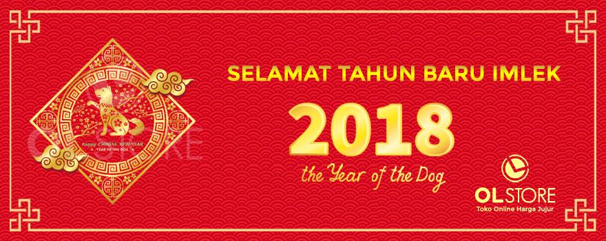 Selamat Tahun Baru Imlek
