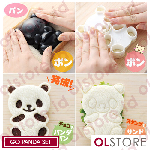 Go Panda Set