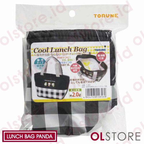 Lunch Bag Panda