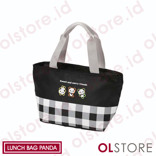 Lunch Bag Panda