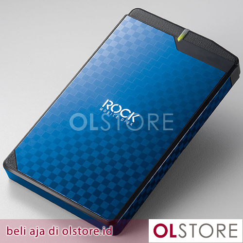 "ROCK HDD External Case / Enclosure 2.5"" Slim SATA To USB 3.0"