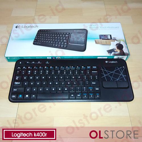 Logitech k400r