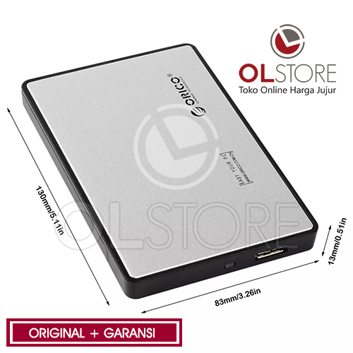 ORICO HDD Enclosure 2588US3