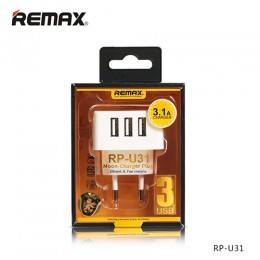 Remax Charger Moon Series 3 [RP-U31]