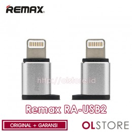 Remax Micro USB to iPhone Converter [RA-USB2]