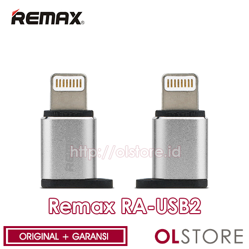 Remax Micro USB to iPhone Converter [RA-USB2]