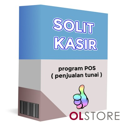 Program Kasir / Point-Of-Sale (POS)