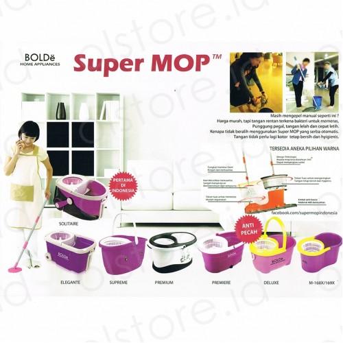 Bolde Super Mop - Alat Pel Bolde