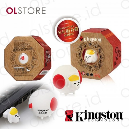 Kingston USB Flash Disk Kambing Edisi Imlek 2015 16GB USB 2.0