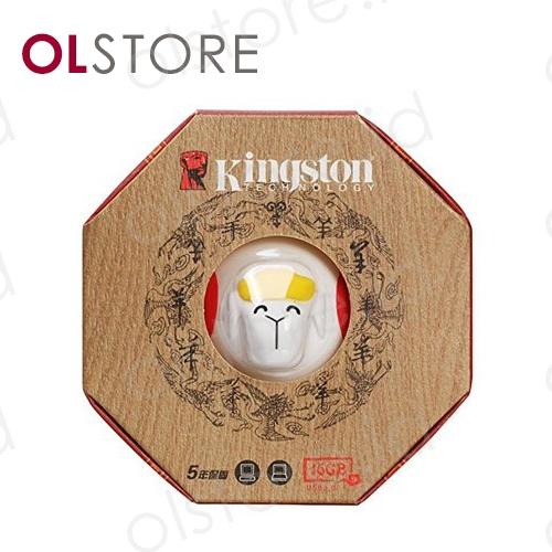 Kingston USB Flash Disk Kambing Edisi Imlek 2015 16GB USB 2.0
