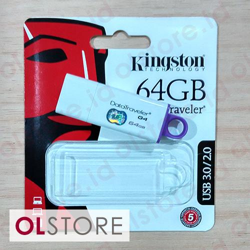 Flash Disk Kingston 64GB DT1G4 USB 3.0/2.0