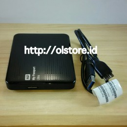 WD My Passport Ultra 1TB USB 3.0