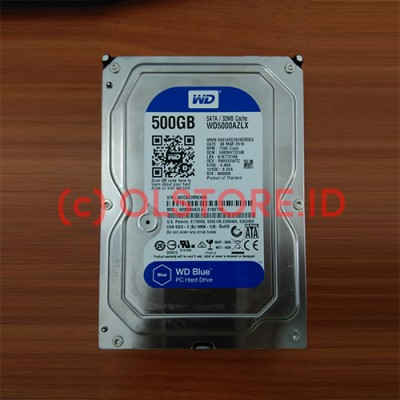 HDD WD Blue 500GB