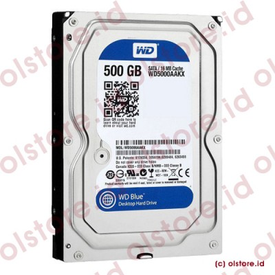 WD Blue 500GB [WD5000AAKX]
